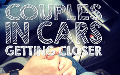 Couples In Cars Getting Closer